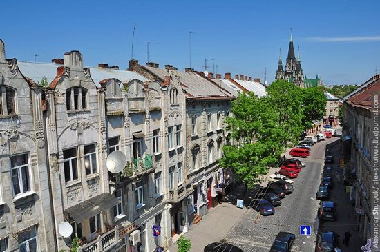 Lviv from the height of 18 meters, Ukraine photo 2