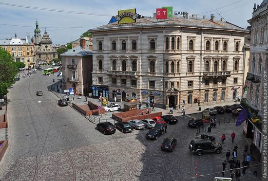 Lviv from the height of 18 meters, Ukraine photo 20