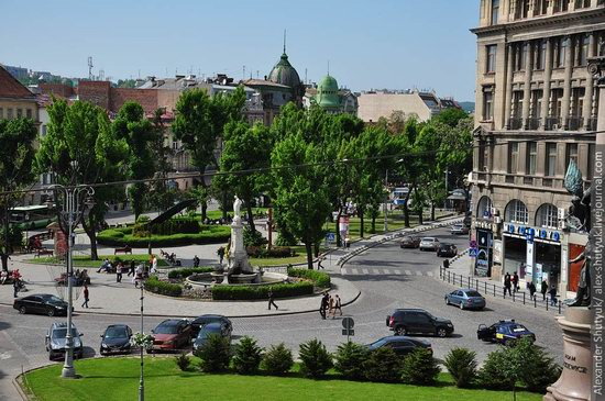 Lviv from the height of 18 meters, Ukraine photo 21
