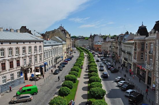 Lviv from the height of 18 meters, Ukraine photo 23