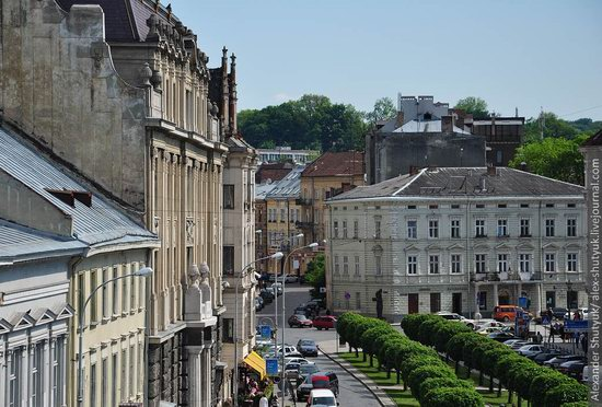 Lviv from the height of 18 meters, Ukraine photo 24