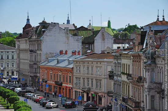 Lviv from the height of 18 meters, Ukraine photo 25