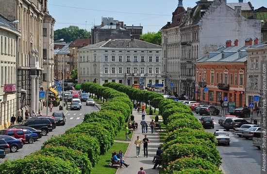Lviv from the height of 18 meters, Ukraine photo 26