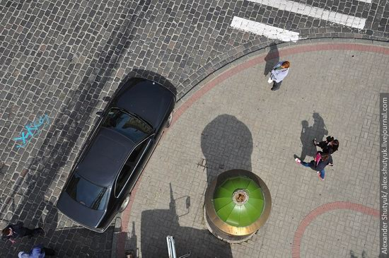 Lviv from the height of 18 meters, Ukraine photo 29