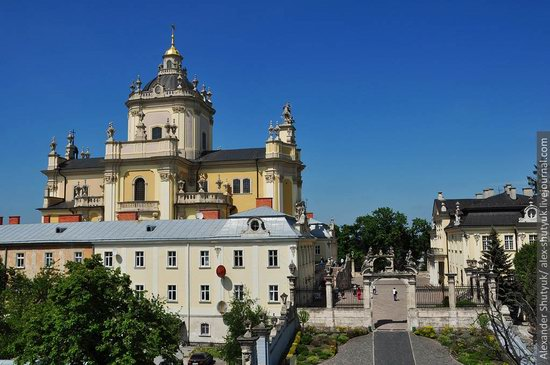 Lviv from the height of 18 meters, Ukraine photo 5