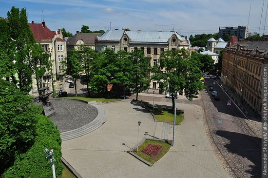 Lviv from the height of 18 meters, Ukraine photo 8