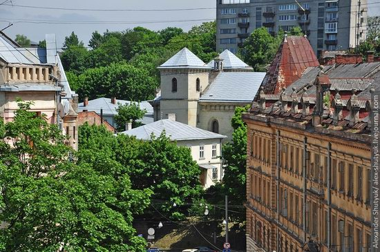 Lviv from the height of 18 meters, Ukraine photo 9