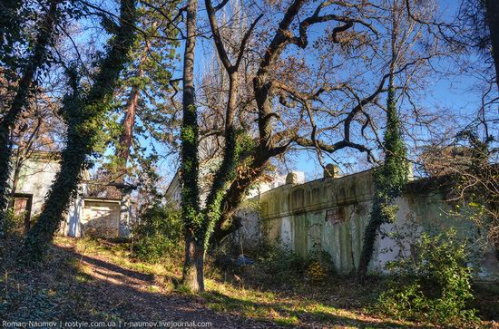 Winter Yalta, Crimea, Ukraine photo 1