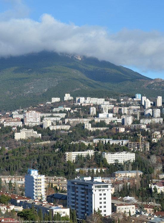 Winter Yalta, Crimea, Ukraine photo 19