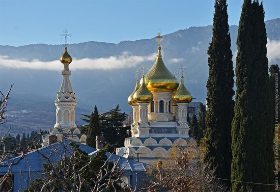 Winter Yalta, Crimea, Ukraine photo 22