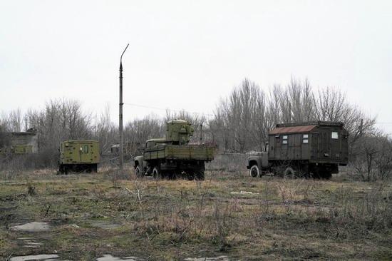 Abandoned flight training center near Zaporozhye, Ukraine photo 19