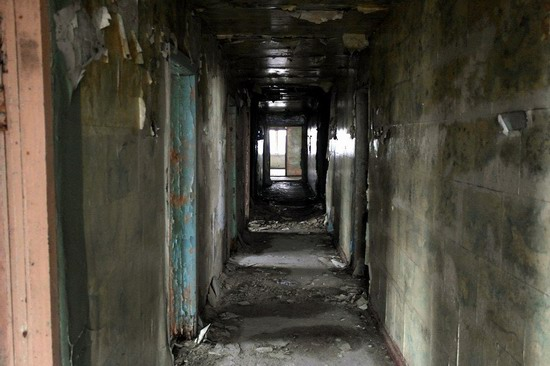 Abandoned flight training center near Zaporozhye, Ukraine photo 7