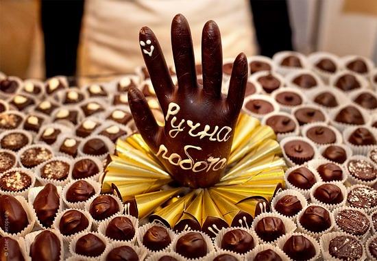 National Day of Chocolate in Lviv, Ukraine photo 2