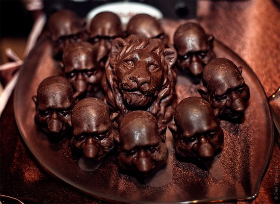 National Day of Chocolate in Lviv, Ukraine photo 20