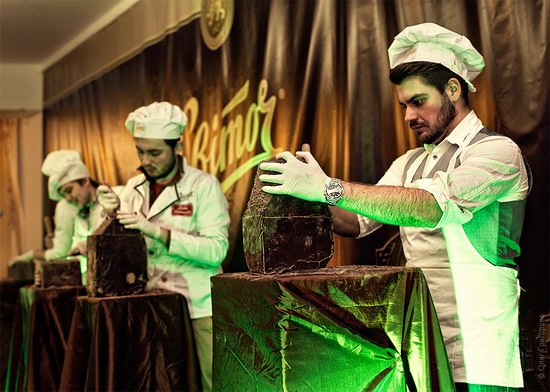 National Day of Chocolate in Lviv, Ukraine photo 24