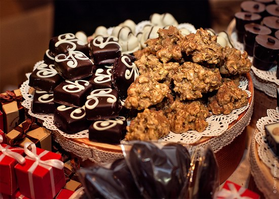 National Day of Chocolate in Lviv, Ukraine photo 26