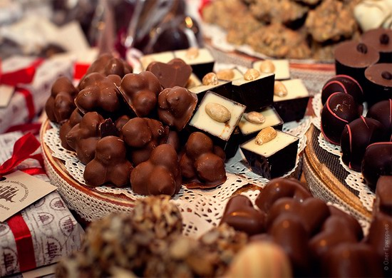 National Day of Chocolate in Lviv, Ukraine photo 27