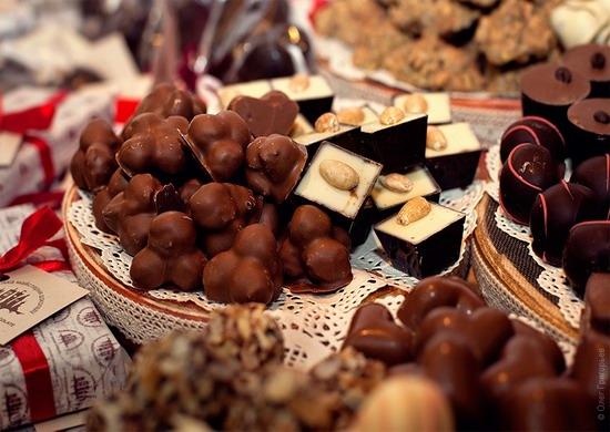 National Day of Chocolate in Lviv, Ukraine photo 27