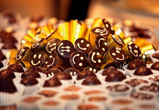 National Day of Chocolate in Lviv, Ukraine photo 6