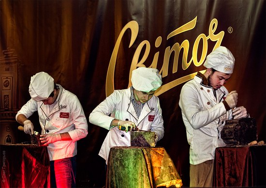 National Day of Chocolate in Lviv, Ukraine photo 8