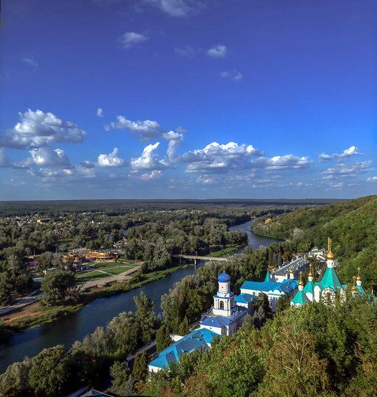 Svyatogorsk Lavra, Ukraine