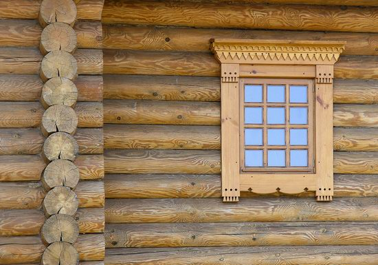 The wooden monastery of All Saints in Svyatogorsk Lavra photo 8