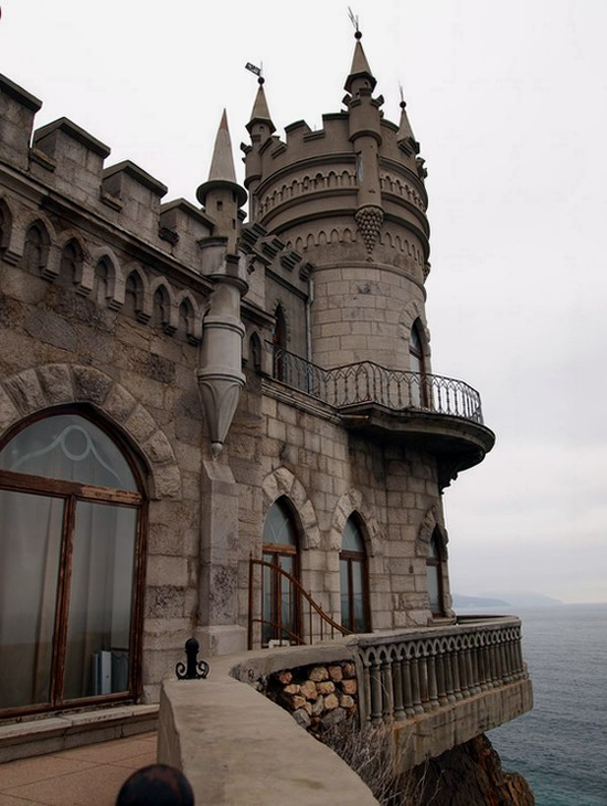 Architectural monument Swallow's Nest and surroundings photo 10