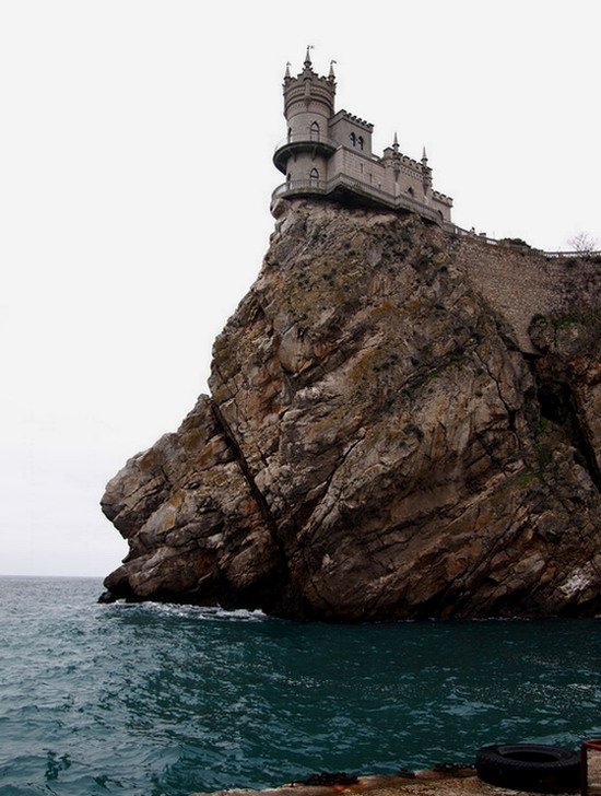 Architectural monument Swallow's Nest and surroundings photo 15