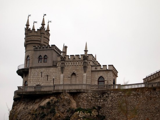 Architectural monument Swallow's Nest and surroundings photo 4