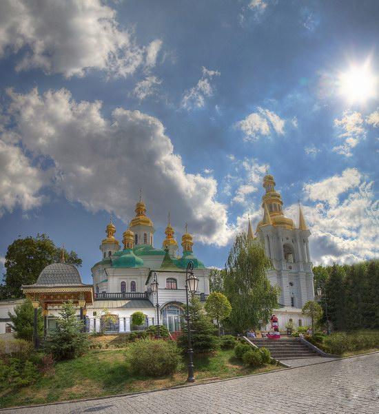 Kiev-Pechersk Lavra monastery, Kiev, Ukraine photo 16