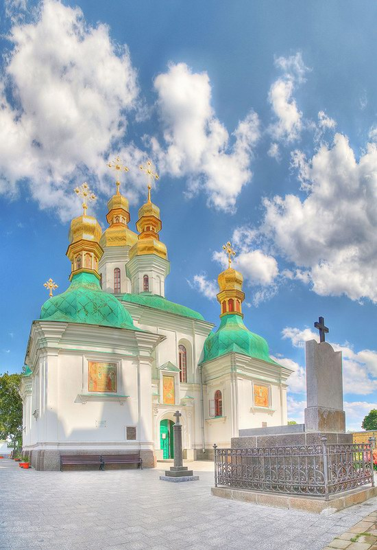 Kiev-Pechersk Lavra monastery, Kiev, Ukraine photo 17