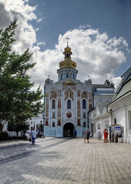 Kiev-Pechersk Lavra monastery, Kiev, Ukraine photo 2