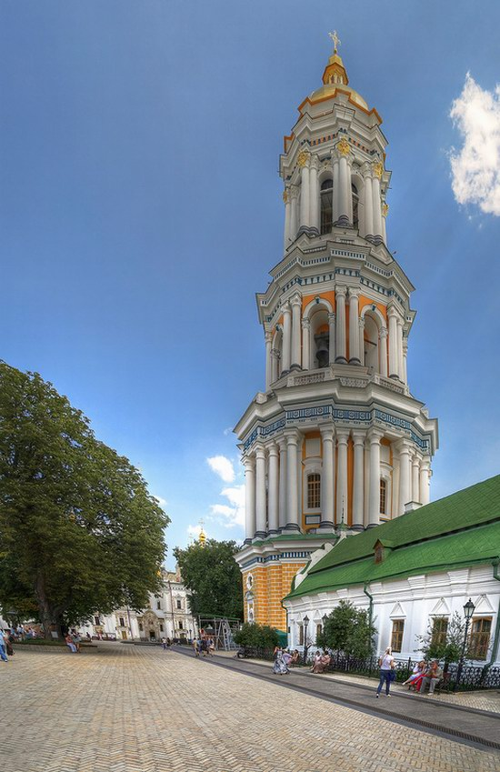 Kiev-Pechersk Lavra monastery, Kiev, Ukraine photo 3