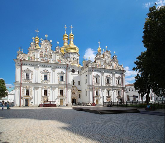 Kiev-Pechersk Lavra monastery, Kiev, Ukraine photo 5