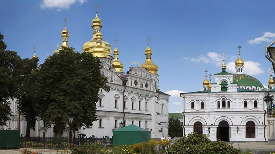 Kiev-Pechersk Lavra monastery, Kiev, Ukraine photo 9