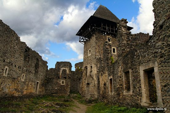 Nevitsky castle, Zakarpattia region, Ukraine photo 1