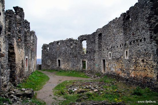 Nevitsky castle, Zakarpattia region, Ukraine photo 10