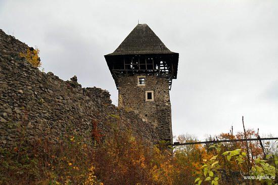 Nevitsky castle, Zakarpattia region, Ukraine photo 13