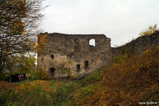 Nevitsky castle, Zakarpattia region, Ukraine photo 15