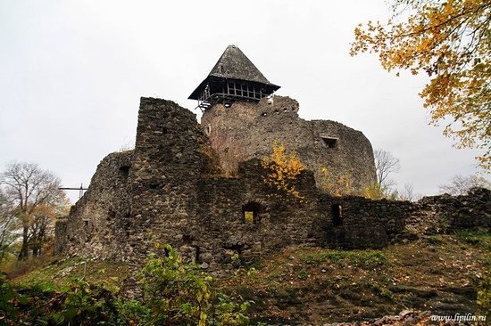 Nevitsky castle, Zakarpattia region, Ukraine photo 17