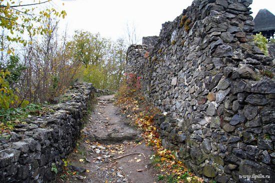 Nevitsky castle, Zakarpattia region, Ukraine photo 3