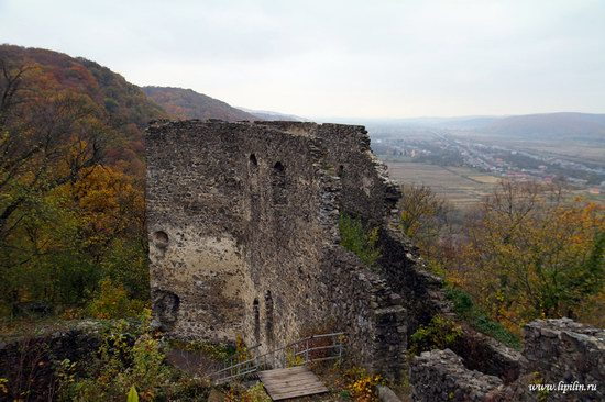 Nevitsky castle, Zakarpattia region, Ukraine photo 5