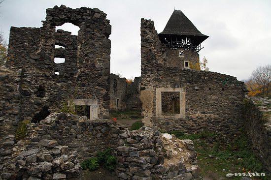 Nevitsky castle, Zakarpattia region, Ukraine photo 6