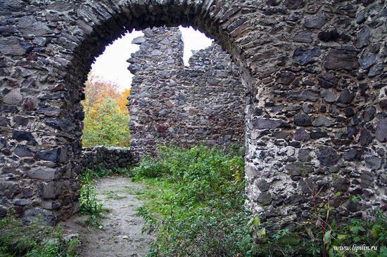 Nevitsky castle, Zakarpattia region, Ukraine photo 8