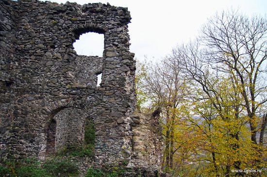 Nevitsky castle, Zakarpattia region, Ukraine photo 9