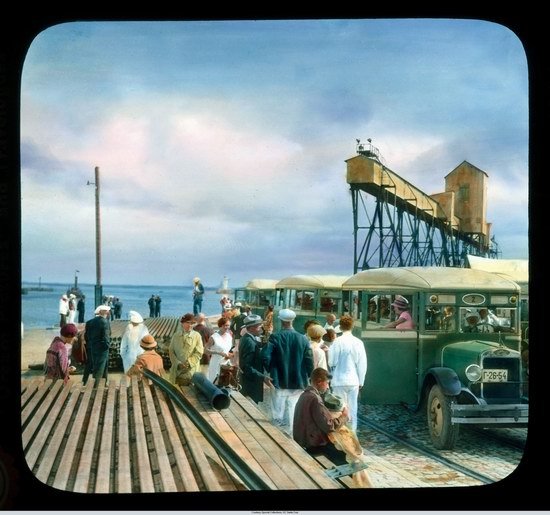 The color photos of Odessa in 1931 picture 1