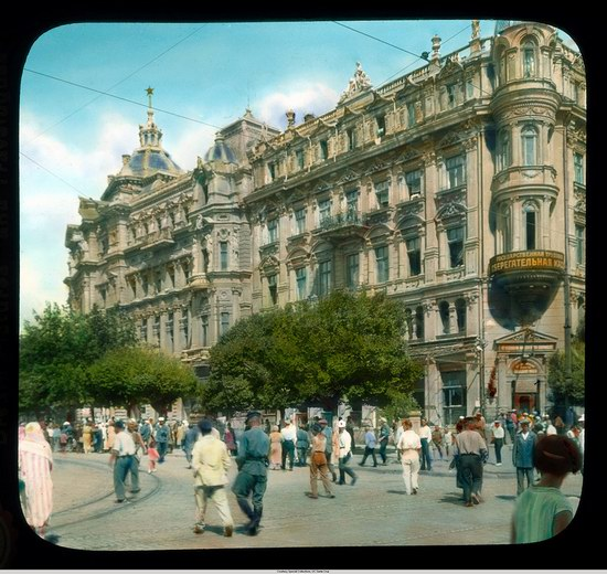The color photos of Odessa in 1931 picture 12