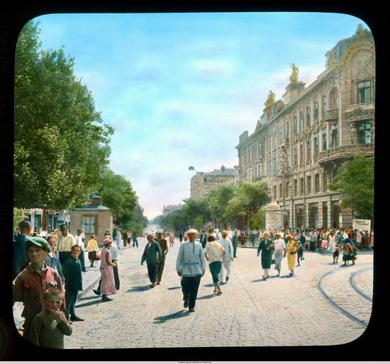 The color photos of Odessa in 1931 picture 13