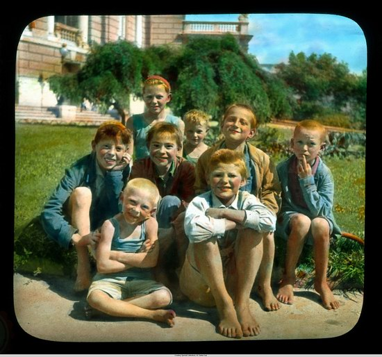 The color photos of Odessa in 1931 picture 15