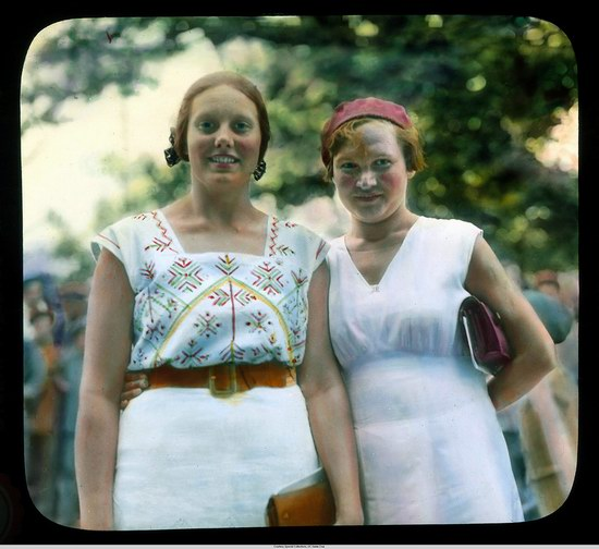The color photos of Odessa in 1931 picture 17